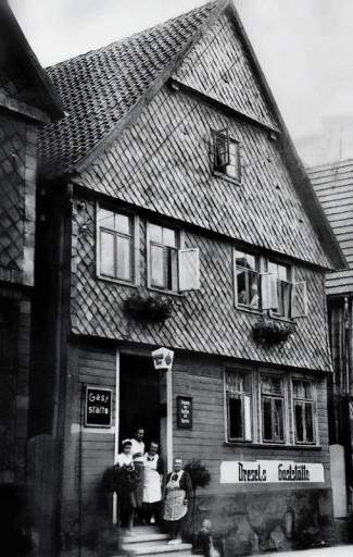 , he_0096, Lange Straße 36, um 1938