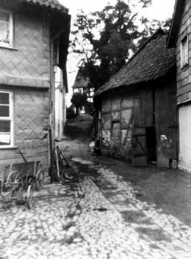 , li_0125, Stadtrundgang  um 1930 Gießeturm, um 1930
