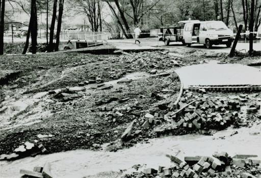 , li_0255, Hochwasser 1998, 1998