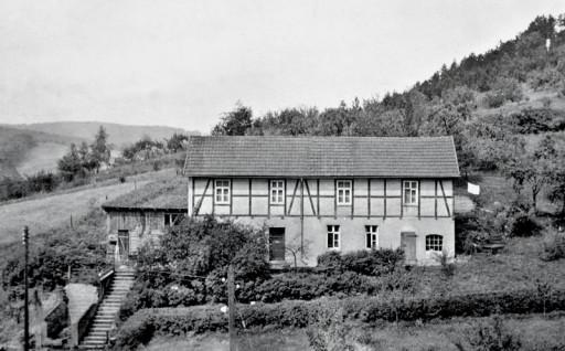 , sas_0001, Mühlenstieg, 1950