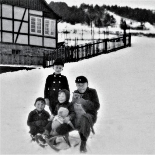 , sas_0005, Mühlenstieg, 1949