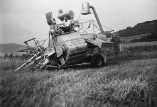 , schue_0002, Landwirtschaft, um 1960