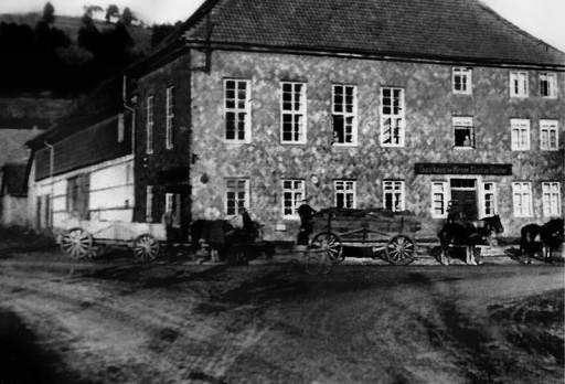 , te_0026, Stadtrundgang um1930, Göttinger Straße, um 1930